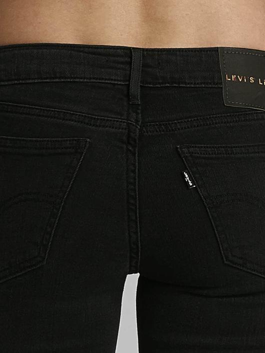 Levi's® Jean skinny L8 Low Super noir