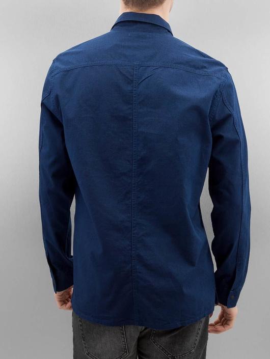Levi's® Longsleeve 8 Pocket blauw