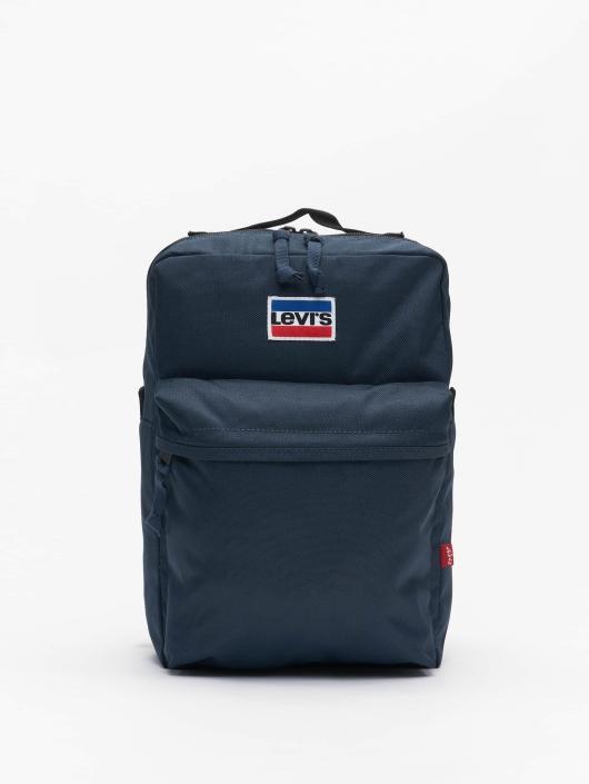 Levi's® rugzak Mini L Pack blauw