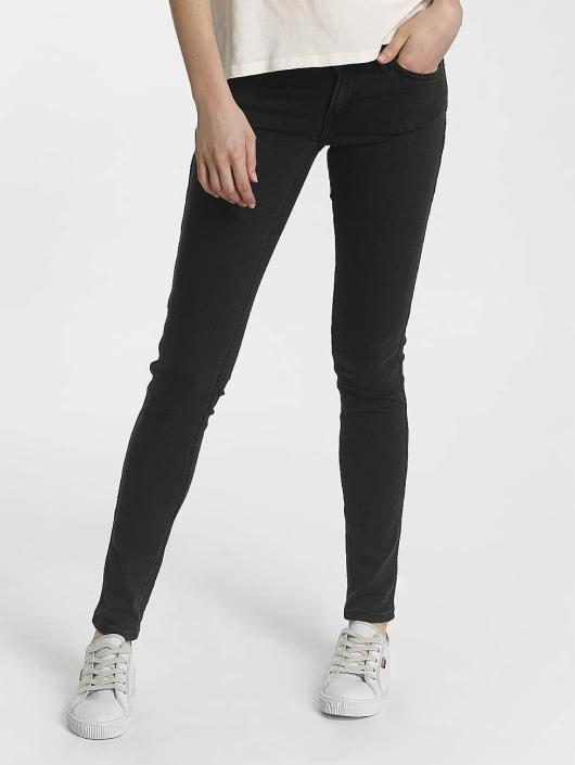 Levi's® Skinny Jeans L8 Low Super black