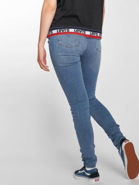 Levi's® Skinny jeans High Rise blauw