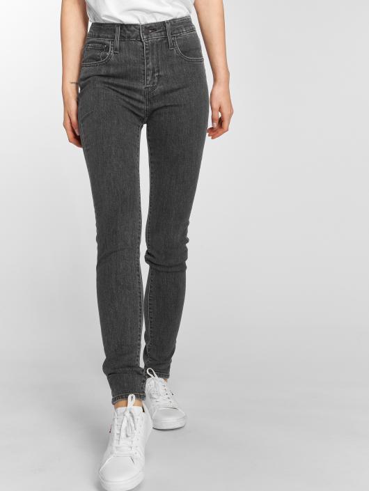 Levi's® Skinny Jeans 721™ High Rise czarny