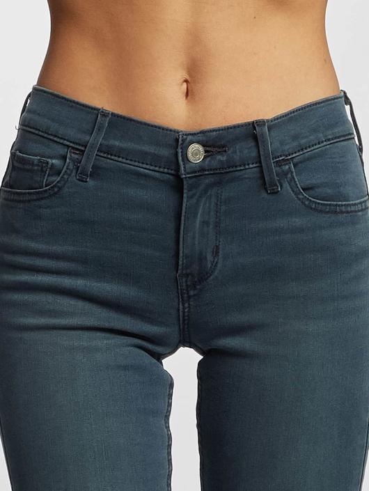 levi 39 s jeans skinny jeans innovation 710 super in grijs 344990. Black Bedroom Furniture Sets. Home Design Ideas
