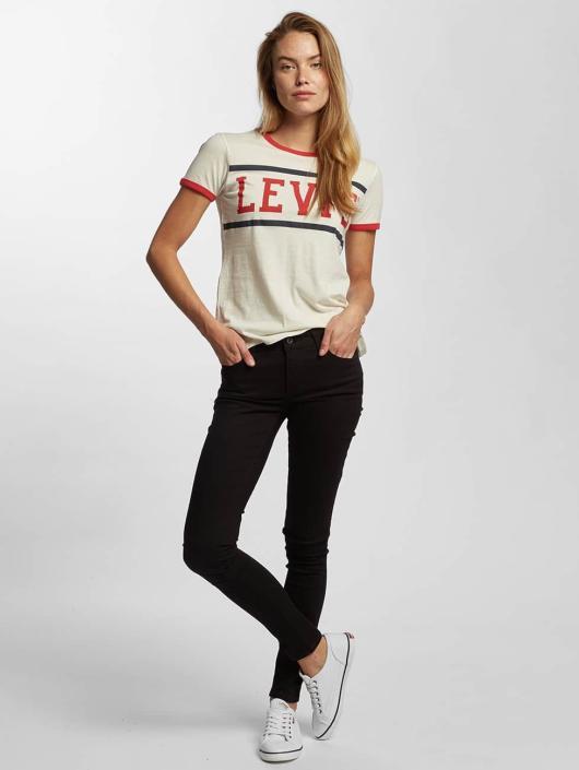Levi's® Skinny Jeans 711™ schwarz