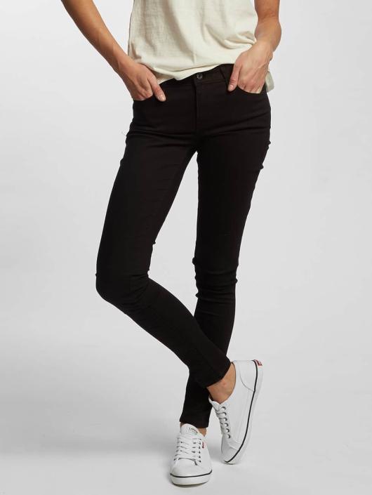 levi 39 s jeans skinny jeans 711 in zwart 345013. Black Bedroom Furniture Sets. Home Design Ideas