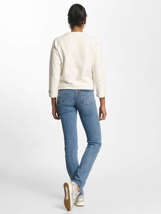 Levi's® Slim Fit Jeans 712 Straight Fit blau