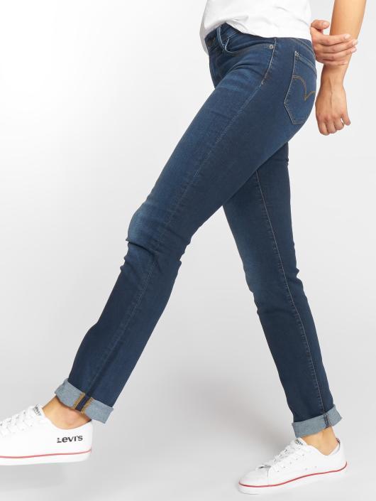 Levi's® Slim Fit Jeans 712 Arcade Night blau