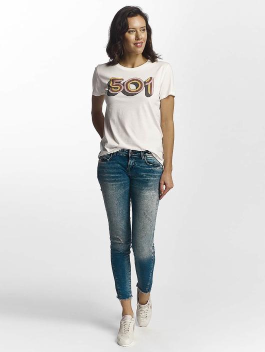 Levi's® T-paidat Retro 501 valkoinen