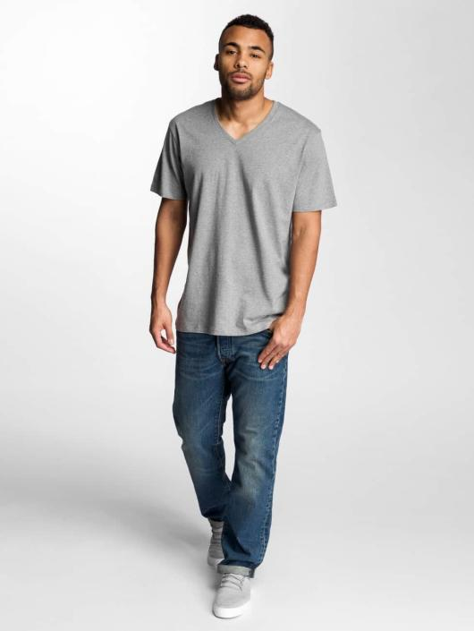 Levi's® T-Shirt V-Neck grey
