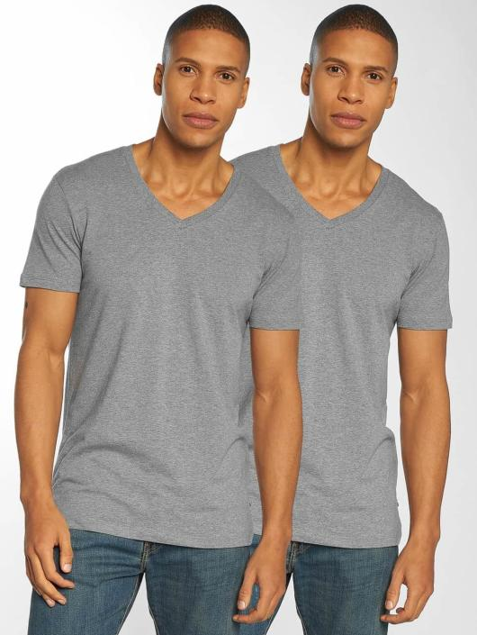 Levi's® t-shirt 2-Pack 200 SF grijs
