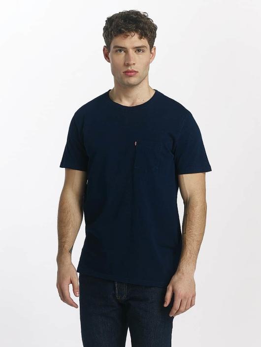 Levi's® t-shirt Set In Sunset Pocket indigo