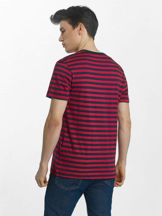 Levi's® t-shirt Set In Sunset Pocket rood