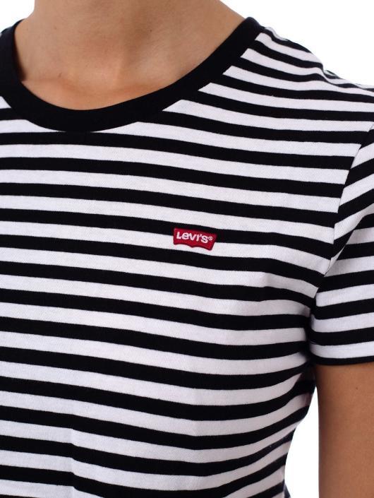 Levi's® T-Shirt  schwarz