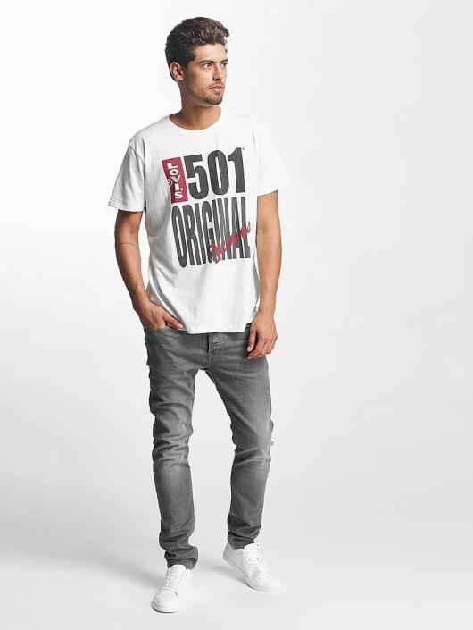 Levi's® T-Shirt 501® Graphic weiß