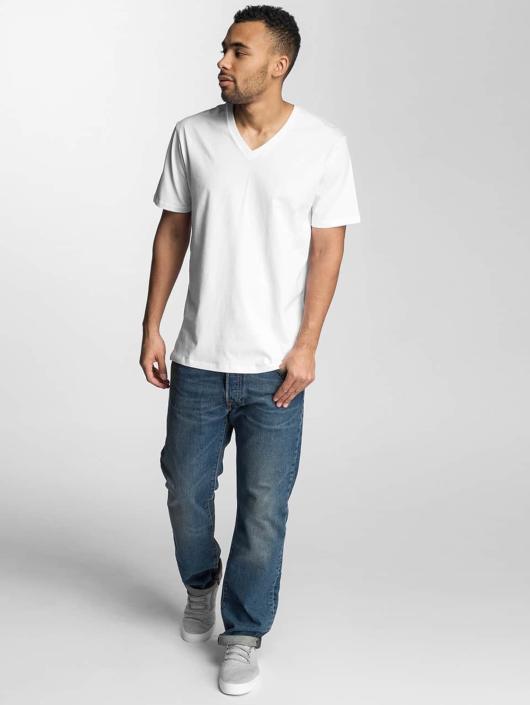Levi's® T-Shirt V-Neck weiß