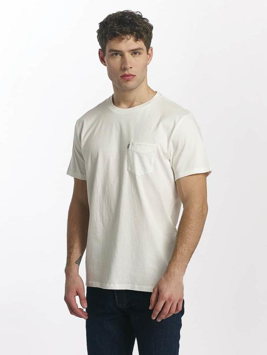 Levi's® t-shirt Set In Sunset wit