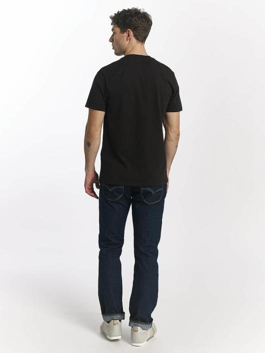 Levi's® t-shirt Set In Sunset zwart