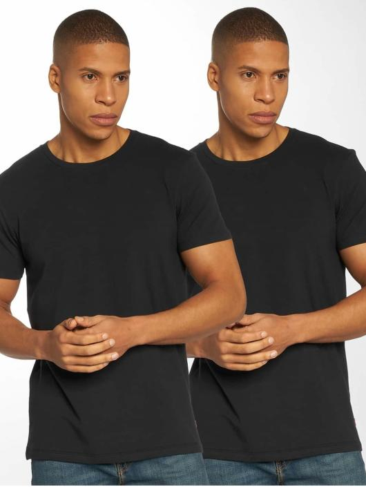 Levi's® t-shirt 2-Pack 200 SF zwart