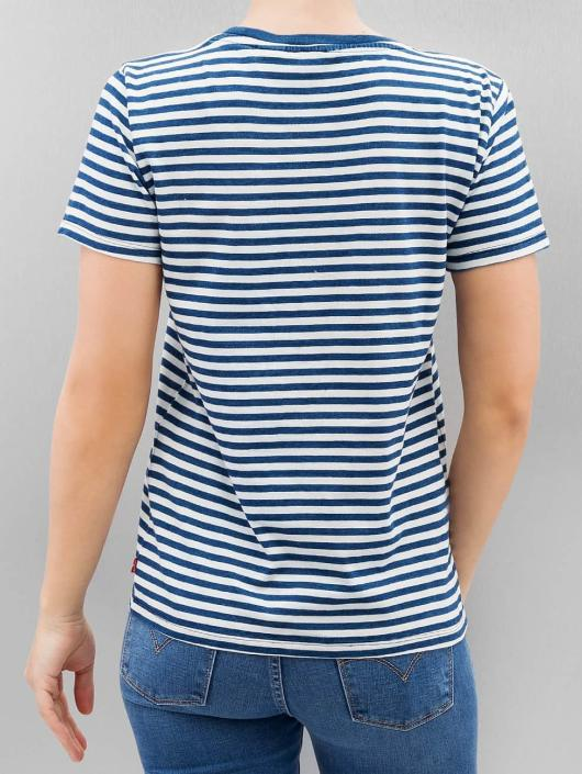 Levi's® T-skjorter Perfect Pocket blå