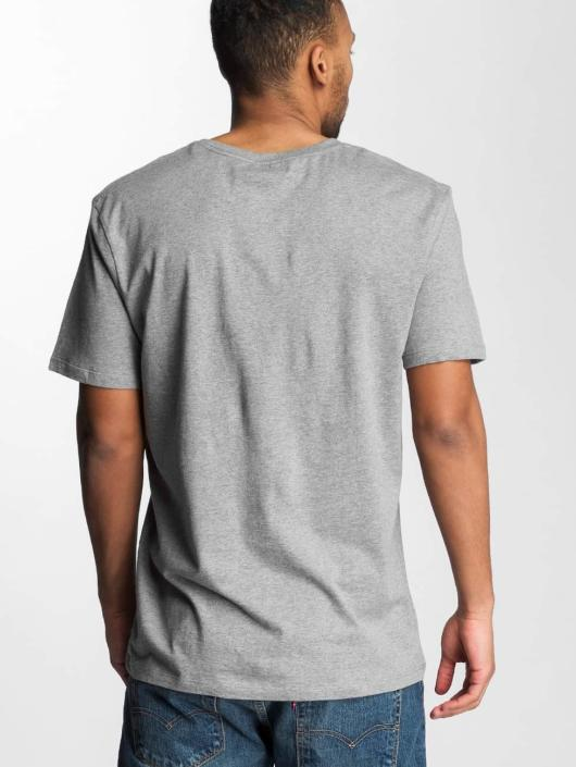 Levi's® T-skjorter V-Neck grå