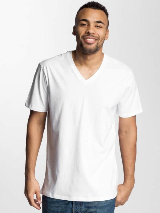Levi's® T-skjorter V-Neck hvit