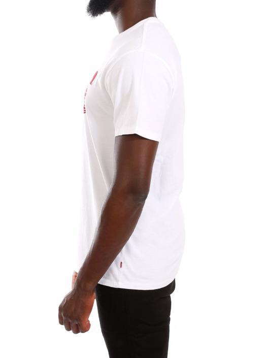 Levi's® T-skjorter Graphic hvit