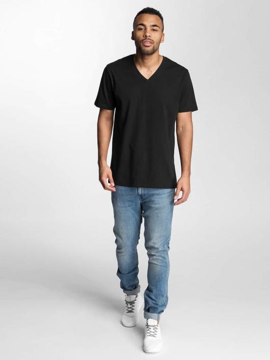 Levi's® T-skjorter V-Neck svart