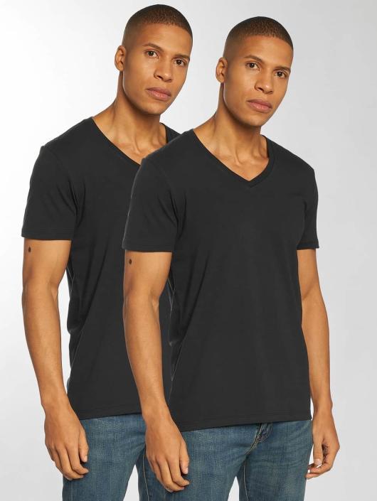 Levi's® T-skjorter 2-Pack 200 SF svart