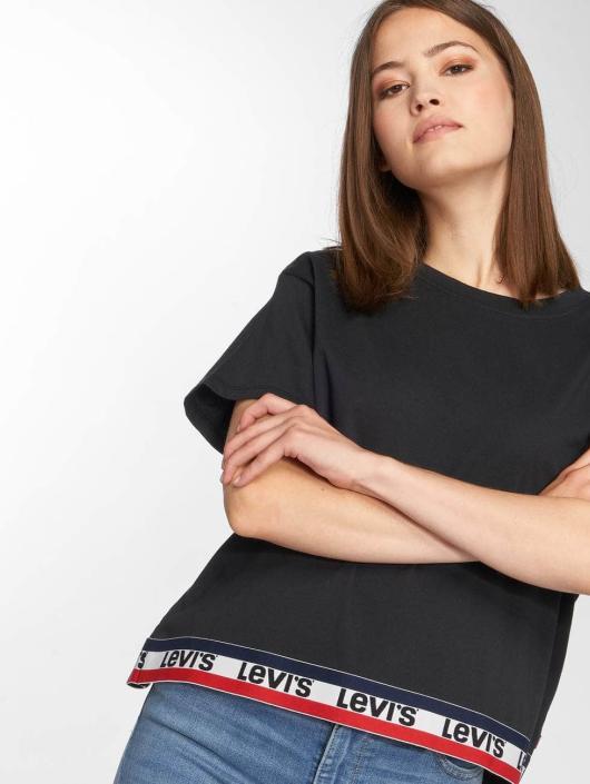 Levi's® T-skjorter Graphic J.V. svart