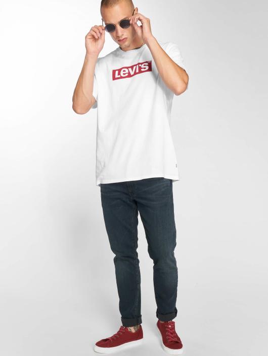 Levi's® Tričká Graphic Set In Neck 2 biela