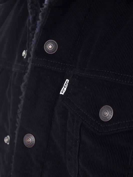 Levi's® Veste Jean Type noir