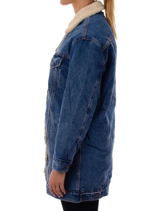 Levi's® Winterjacke  blau