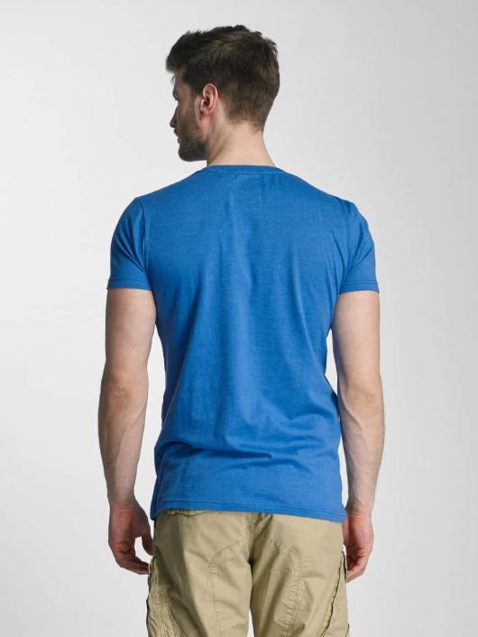 Lindbergh T-Shirt No Plane blau