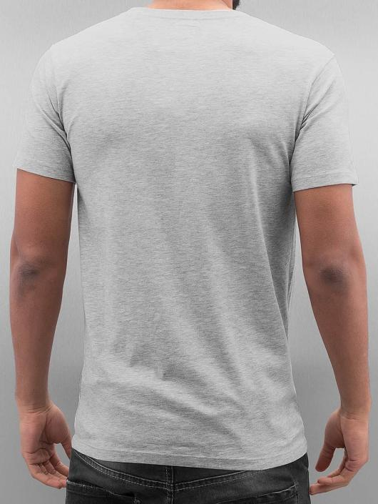Lindbergh T-Shirt Stretch grey