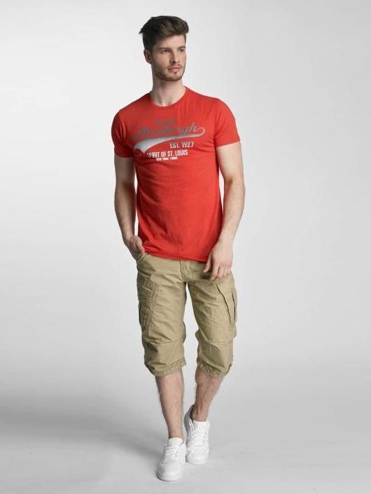 Lindbergh T-Shirt No Plane red