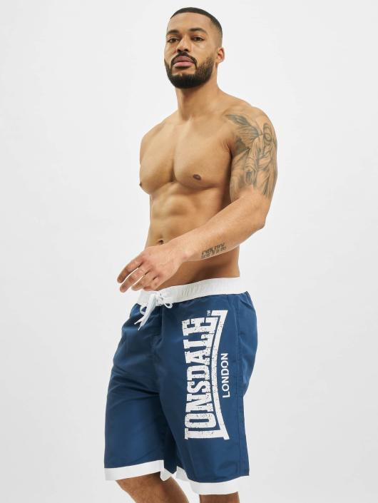 Lonsdale London Badeshorts Clennell blau