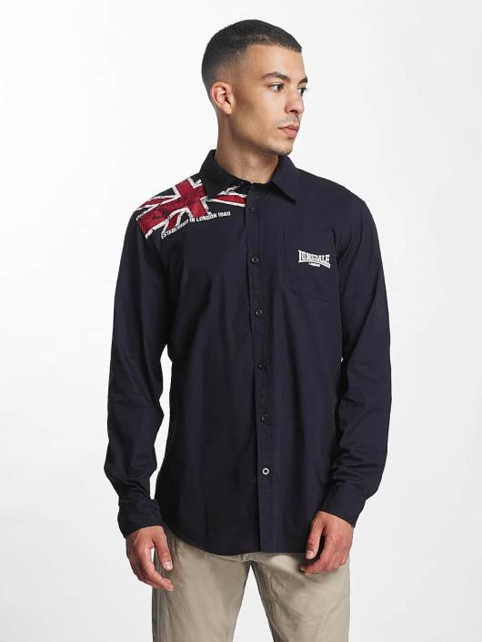 Lonsdale London Chemise Ivybridge bleu