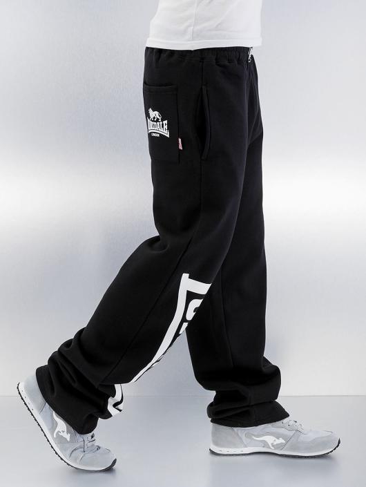 Lonsdale London Jogginghose Rafty schwarz