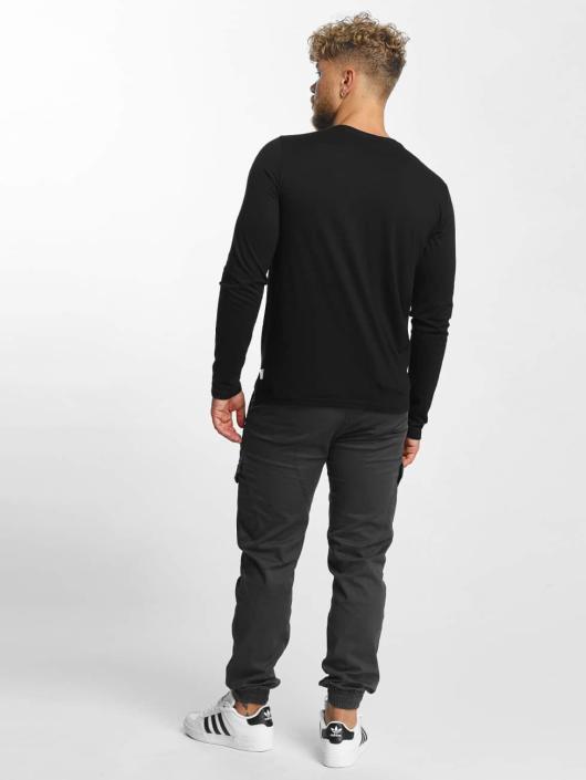 Lonsdale London Pitkähihaiset paidat Blaich musta