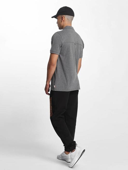 Lonsdale London Polo Dagenham Slim Fit gris