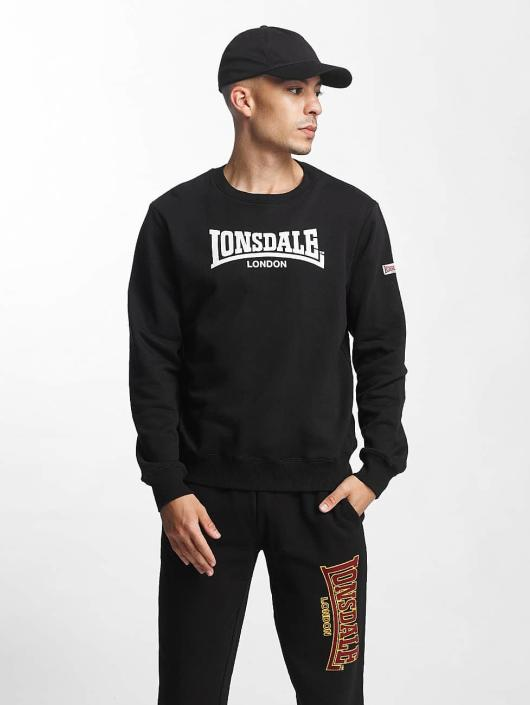 Lonsdale London Puserot Helston Slim Fit musta
