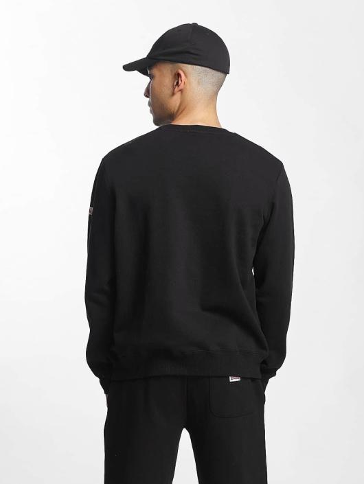 Lonsdale London Sweat & Pull Helston Slim Fit noir
