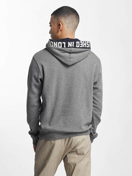 Lonsdale London Sweat capuche Marlow gris