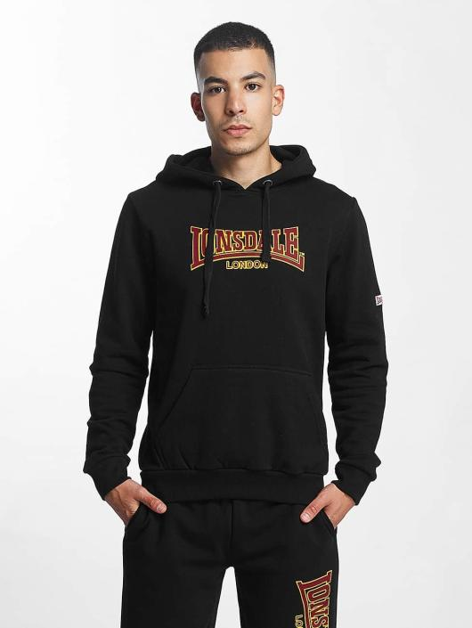 Lonsdale London Sweat capuche Brackley noir