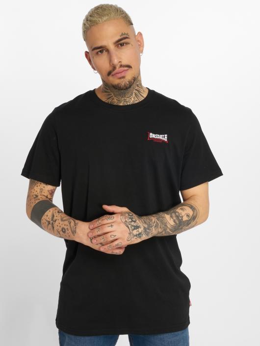 Lonsdale London T-paidat Teeton musta