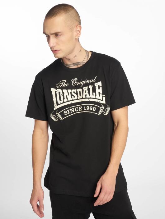 Lonsdale London T-Shirt Martock black