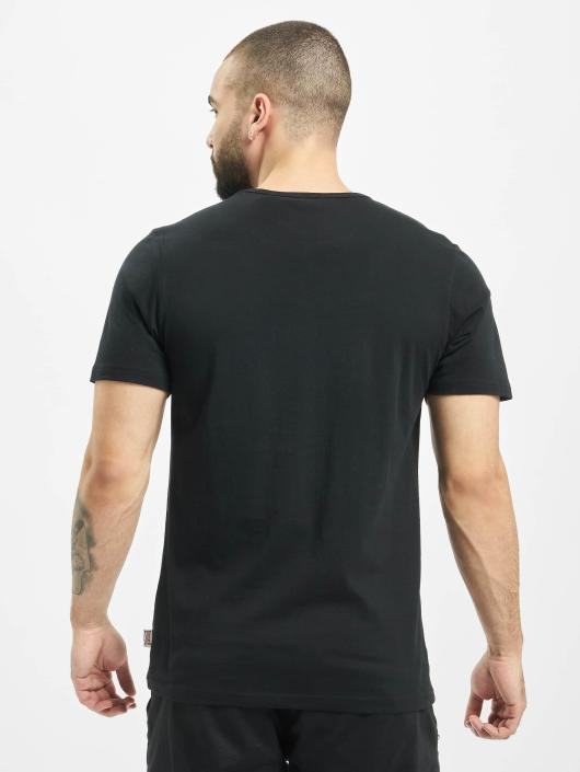 Lonsdale London T-skjorter Original 1960 svart