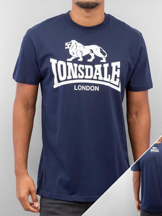 Lonsdale London Trika Promo modrý  Lonsdale London Trika Promo modrý ... 38e6f8bc93d