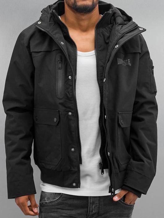 d9f0111a41c5 Lonsdale London Jackor / Vinterjackor Hillbrae i svart 274362