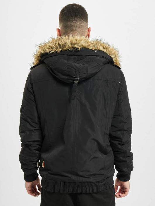 Lonsdale London Winter Jacket Jarreth black